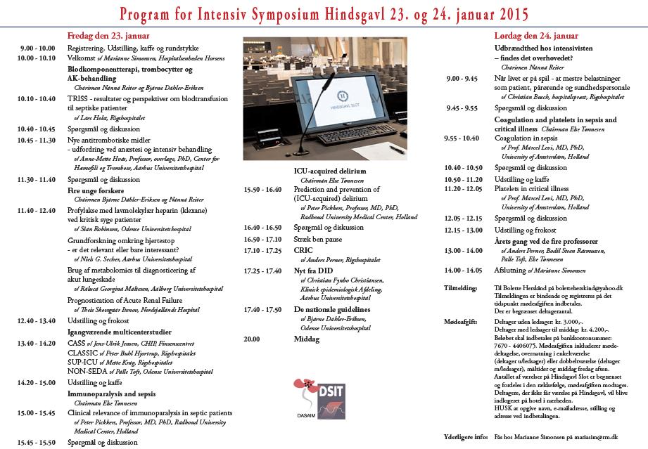 Program 2015